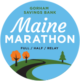 Maine Marathon Logo
