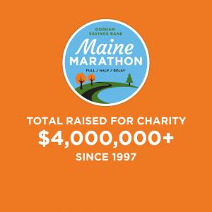 4,000,000 raised since 1997