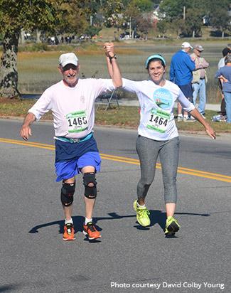 race finishers