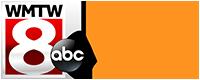 WMTW 8 logo