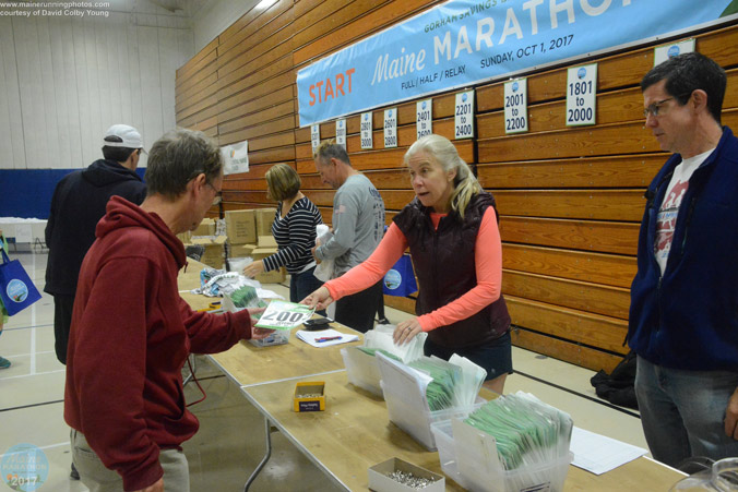 packet pickup & expo