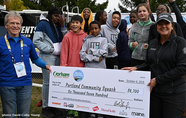 Portland Community Squash